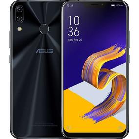 Celular Asus Zenfone 5z Preto 128gb 6gb 6,2 Full Hd Câ