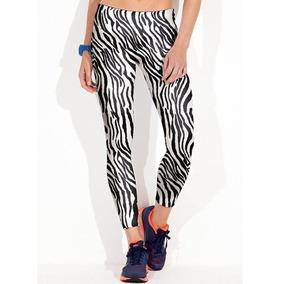 Calça Feminina Legging Live Zebra Animal Print Original + Nf 6a5490af36216