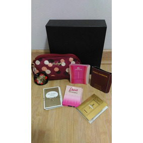 Necessaire Dolce Gabbana Perfumes Importados - Perfumes no Mercado ... 4e6db3dc77d7
