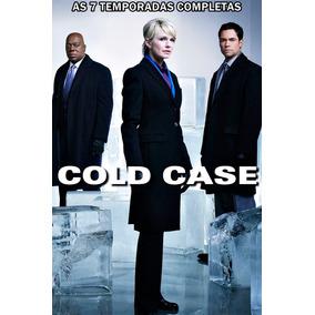 Cold Case 1ª A 7ª Temporadas Dublado Legendado+ Frete Grátis