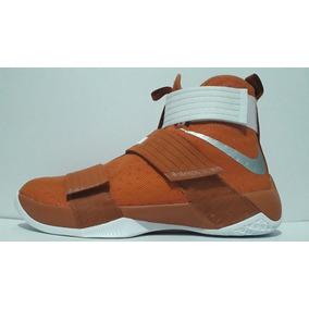 Tenis De Basquetbol Nike Lebron Soldier X Tb Originales