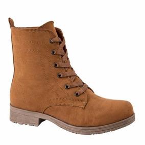 Botas Cortas Con Agujetas Para Mujer - Zapatos en Mercado Libre México b66f55c5f9bb