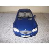 Carro De Colección Maisto Mercedes-benz Sl-class Scala 1/18