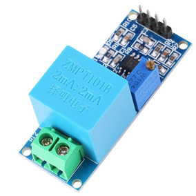 Sensor De Tensão Ac De 0 À 250vca Saída Analógica De 0 À 5v