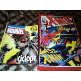 Poster Ciclops Marvel +revista