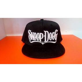 81c560dc38476 Gorra Plana Snoop Dogg. Bordado 3d Realzado. Snapback Snap