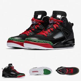 the latest da639 9c2d5 Zapatillas Nike Air Jordan Spizike Roja Original 2018