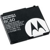 Remate Batería Motorola Bc60 Bn60 Bc50 Originales