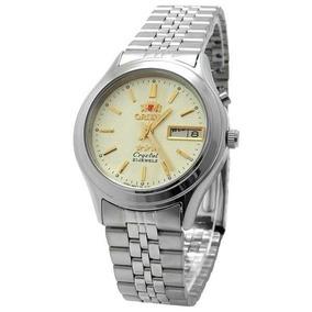 965d89a83c4 Relógio Original Arrematado Nas Lojas Renner Orient - Relógios De ...