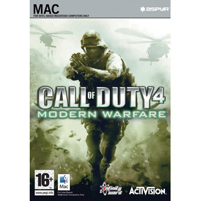 Call Of Duty 4 - Modern Warfare (mac)