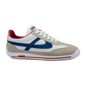 Panam Originales Tenis Sneakers Casual Urbano Choclo 5150761