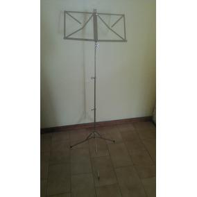 Atril Plegable Para Partituras Nuevo. Marca: Music Stand