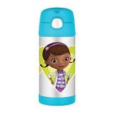 Garrafa Termica Thermos Infantil - Doutora Brinquedos 355ml