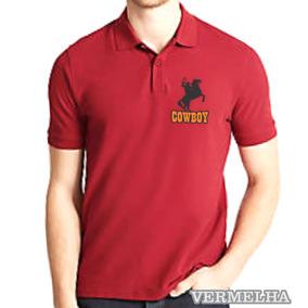 Camisa Radade Para Cowboys - Pólos no Mercado Livre Brasil b61e67a48e5