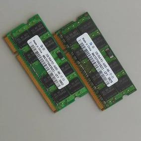 Memória Ram Notebook (usada) 2gb Ddr2