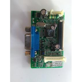 Placa Principal Monitor Lg W2043sv