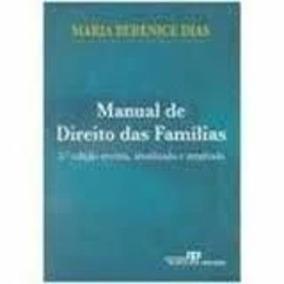 Maria Berenice Dias Manual De Direito Das Familias Pdf