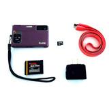 ¡¡¡ Cámara Kodak M590 14 Mp Con Memoria Y Accesorios !!!