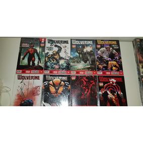 Coleção Hqs Wolverine Nova Marvel Panini