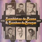 Lp Sambistas De Bossa Sambista De Breque Blecaute Jorge Veig