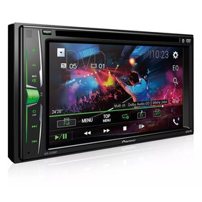 Dvd Player Automotivo Pioneer Avh A208bt 2din
