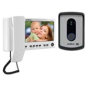 Video Porteiro Intelbras Iv7010 Hs Lcd 7 Polegadas E Handset