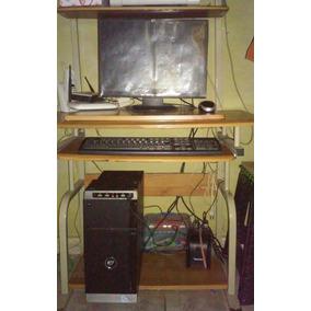 Computadora De Mesa Casi Nueva Sin Detalles