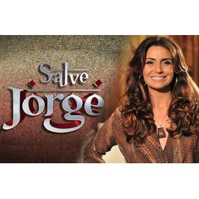 Dvd Novela Salve Jorge Hd Completa Em Dvd Frete Grátis!!!