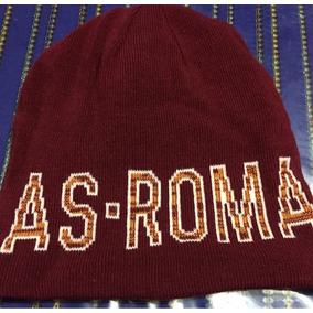 Gorro Doble Vista As Roma Adulto Unisex 91e44555b18