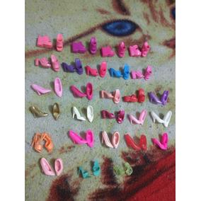 Zapatos Para Muñecas Barbies
