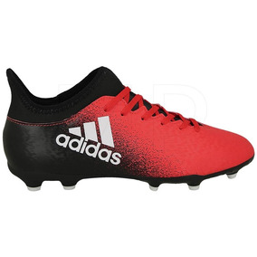 Tenis adidas X 16.3 Tf Bb5663  zayad  3 vendidos - Distrito Federal · Tacos adidas  X 163 Fg Niño Bb5694 Rojo (23 Único) a75cc181f4987