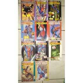 13 Gibis Homem Aranha Formato Grande Hq Quadrinhos