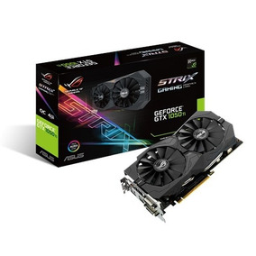 Placa De Video 4gb Gtx 1050ti Asus Strix Gaming Oc- Comeros