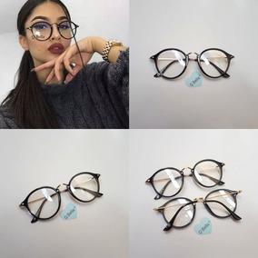 7bd065f65ec60 Oculos Redondo Geek Vintage Nerd - Óculos no Mercado Livre Brasil
