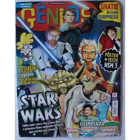 Revista Infantil - Genios N° 169