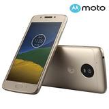 Motorola Moto G5 16gb 13mp 2 Chips Tela 5.0 Original