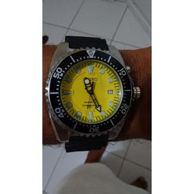 Seiko Ska371 P2 Bfk Kinetic Scuba Diver