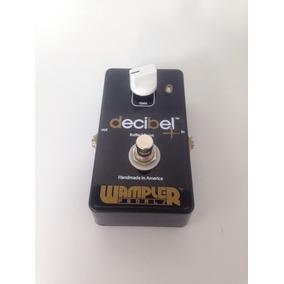 Wampler Decibel - Booster E Buffer