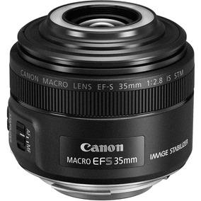 Lente Macro Canon Ef 35mm F/2.8 Is Stm (ring Light)