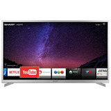 Smart Tv Sharp 50 4k Ultra Hd Sh5016kuhdx Santa Fe