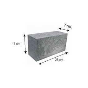 Precio tabicon pesado de 10x14x28 construcci n en for Precio del mercado de concreto encerado