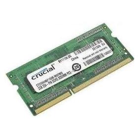 Memoria Ram Ddr3 Para Lapto 2 Gb