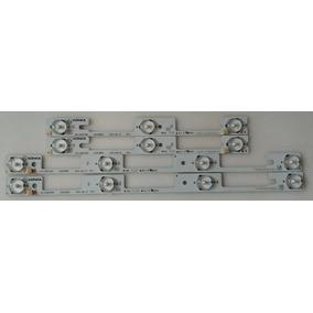 Kit 4 Barra Led Tv Semp Toshiba V2 32l2400 Dl3244 Etc