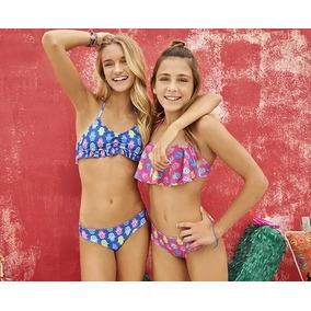 46170db9a Mallas Bikinis Adolescentes Tutta - Trajes de Baño en Mercado Libre ...