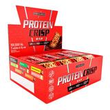 Barrinha Proteina Crisp Bar 12uni - Integral Médica