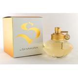 Perfume S By Shakira 80ml Feminino + Brinde Amostra