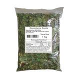 Espinheira Santa Verdadeira Orgânica 1kg - Viver Verde