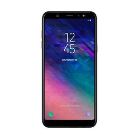 Celular Libre Samsung Galaxy A6 + Negro