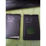Bateria Perfecto Estado Nokia Bl-5j Pieza
