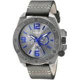530f34a1523b Adivinar Reloj U0659g3 Acero Inoxidable Bronce Tonos De Mod